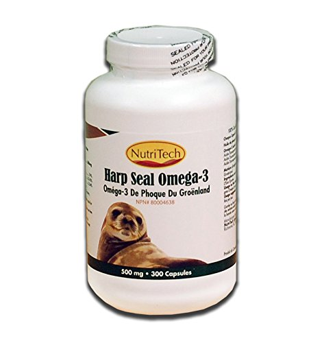 Harp Seal Omega-3 - 300S,500Ml
