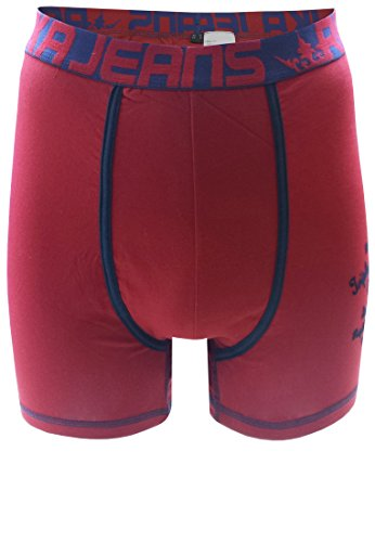 Replika -  Boxer aderenti  - Uomo rosso 74