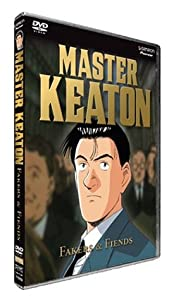 Master Keaton: V.6 Fakers And Fiends (ep.26-30)