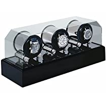 Watch Winder with Black Lacquer Base - Frontgate