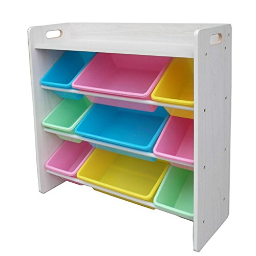 おもちゃ箱 おもちゃ収納 天板付きトイハウスラック