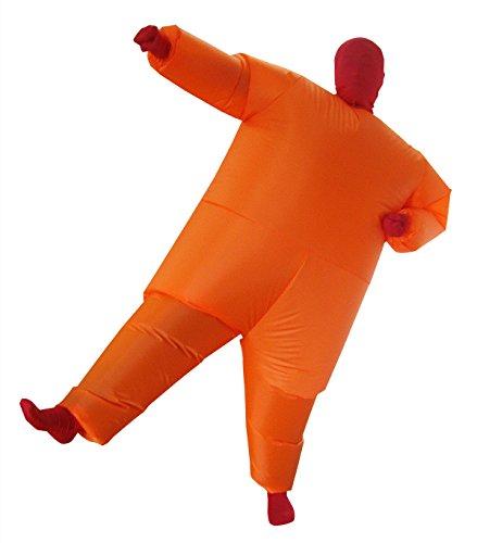 Infla (Orange Jumpsuit Womens Costume)
