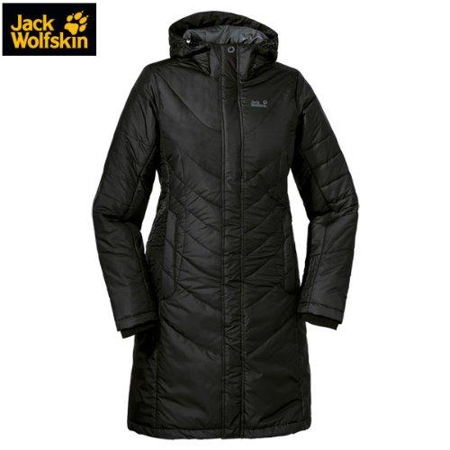 Jack Wolfskin CRYSTAL ICEGUARD WOMEN – Mantel Damen [black] günstig online kaufen