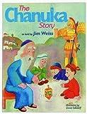 Chanuka Story Coloring Book