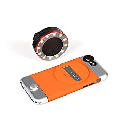 Ztylus LED Ring Light Attachment with Free Ztylus iPhone Smartphone Metal Case from ZTYLUS