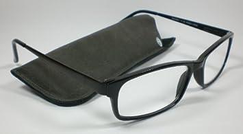 Design moderne-lunettes de lecture pour homme 3 «université» diop. lecture  correction + 1 étui en cuir synthétique noir   a54a85a7c50