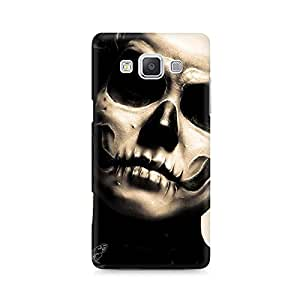 Mobicture Skull Abstract Premium Printed Case For Samsung A5