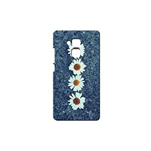 Bluedio Designer Printed Back case cover for Huawei Honor 5C - G3939