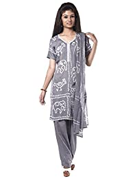 NITARA Women's Cotton Stitched Salwar Suit Sets - B01AJK3YTO