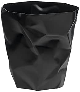 Essey ES00604 Waste Bin, Black