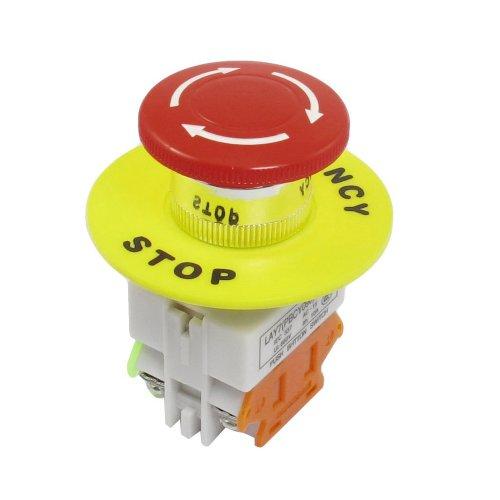 sodial-r-rosso-fungo-cap-1no-1nc-ferma-emergenza-pulsante-interruttore-dpst-ac-660v-10a