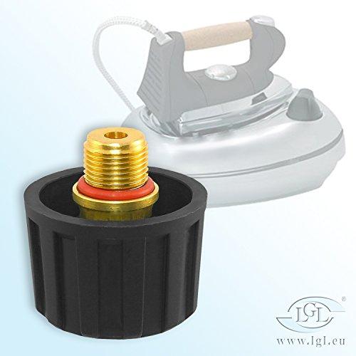 Tankverschluss fiF/aLDI filtrants pour aspirateurs inotec ariete steamer privileg centrale vapeur vapeur