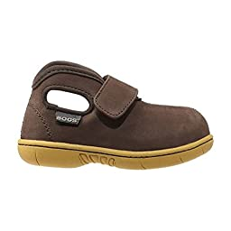 Bogs Infants/Toddlers Baby Mid Nubuck,Chocolate,US 9 M