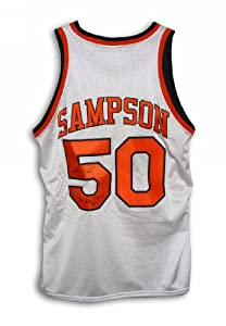 Ralph Sampson Virginia Cavaliers Autographed White Throwback Jersey Inscribed 3X... by Athletic+Promotional+Events+Inc.