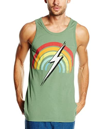 Lightning Bolt Camiseta Tirantes Rainbow Pocket G23