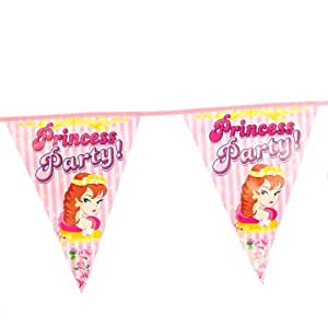 Amazon.com : Olym Store(TM) 12pcs Pennant Banner Triangle Paper Flags
