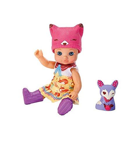Zapf Creation 920350 - Chou Chou Foxes Minidoll Judy