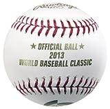 ローリングス 2013 ワールドベースボールクラシック 公式球 MLBボール (2013 WBC ボール) 紙箱付き