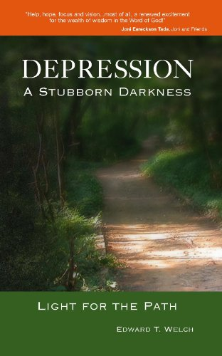 Edward Walsh, Depression: A Stubborn Darkness