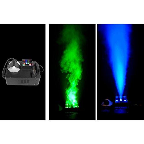 Chauvet Lighting Geyserrgbjr Fog Machine
