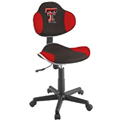 Wild Sales Texas Tech Red Raiders Task Chair by Unknown