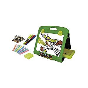 Sambro Teenage Mutant Ninja Turtles Travel Art Easel