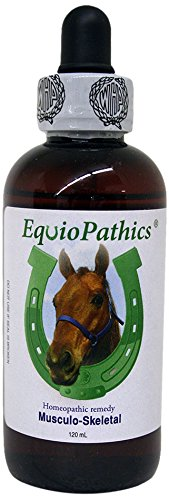 Homeopet Equiopathics Musculo-Skeletal Drops, 120Ml