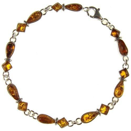 Bracelet Femme - ambre - Argent 925/1000 / Bijoux / Bracelets