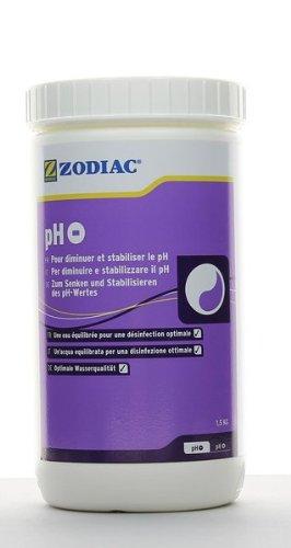 Zodiac pH-Heber Granulat 1KG