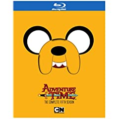 Cartoon Network announces Adventure Time the Complete Fifth Season on Blu-ray and DVD July 14th