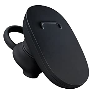 Nokia BH-112 One-Touch Bluetooth Headset with USB Charger for Mobile and Smartphone Devices - Black