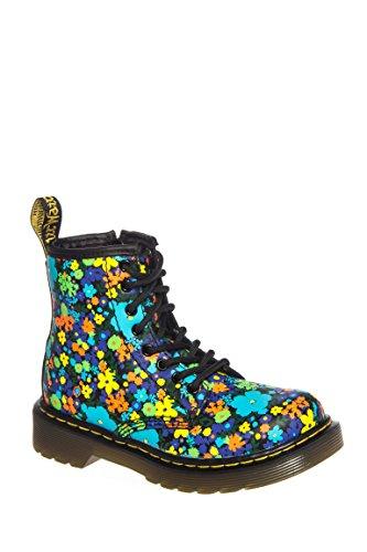 Girl's Delaney Wanderflora Combat Boot