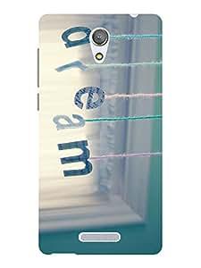 TREECASE Designer Printed Soft Silicone Back Case Cover For Gionee Marathon M4