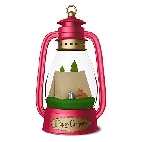 Hallmark 2016 Christmas Ornament Happy Campers Lantern Ornament (Hallmark Campers compare prices)