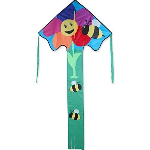 Large Easy Flyer Bee & Flower by Premier Kites by Premier Kites online bestellen