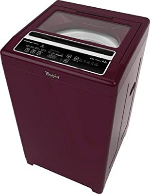 Whirlpool WM Premier 622SD Fully-automatic Top-loading Washing Machine (6.2 Kg, Warm Grey Chrome)