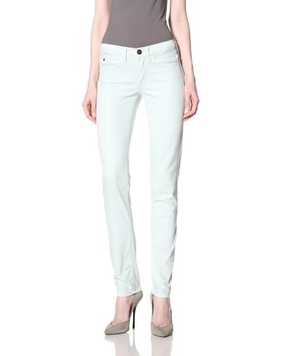 MILK Denim Women's Skinny Jean  - Cool Mint