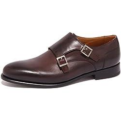 9146P scarpa uomo J. HOLBENS marrone shoe men