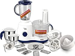 Inalsa Wonder Maxie 650-Watt Food Processor