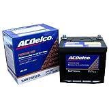 ACDelco [ エーシーデルコ ] 国産車バッテリー [ Maintenance Free Battery ] SMF75D23L
