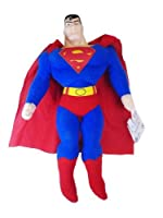 Superman plush Doll - 10in Soft Justice League Superman Stuffed Plush from Kelly Toy
