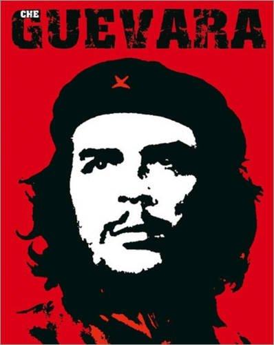 Poster Che Guevara - Red - manifesto risparmio, cartellone XXL