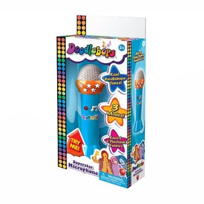 Buy Doodlebops Superstar Microphone