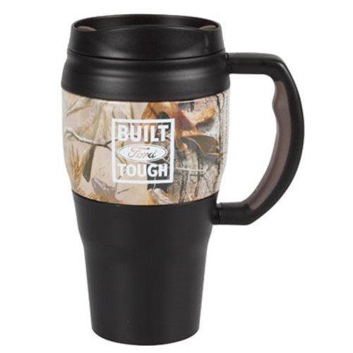 Genuine Ford Built Ford Tough Camo Bubba Kegtm Coffee Mug