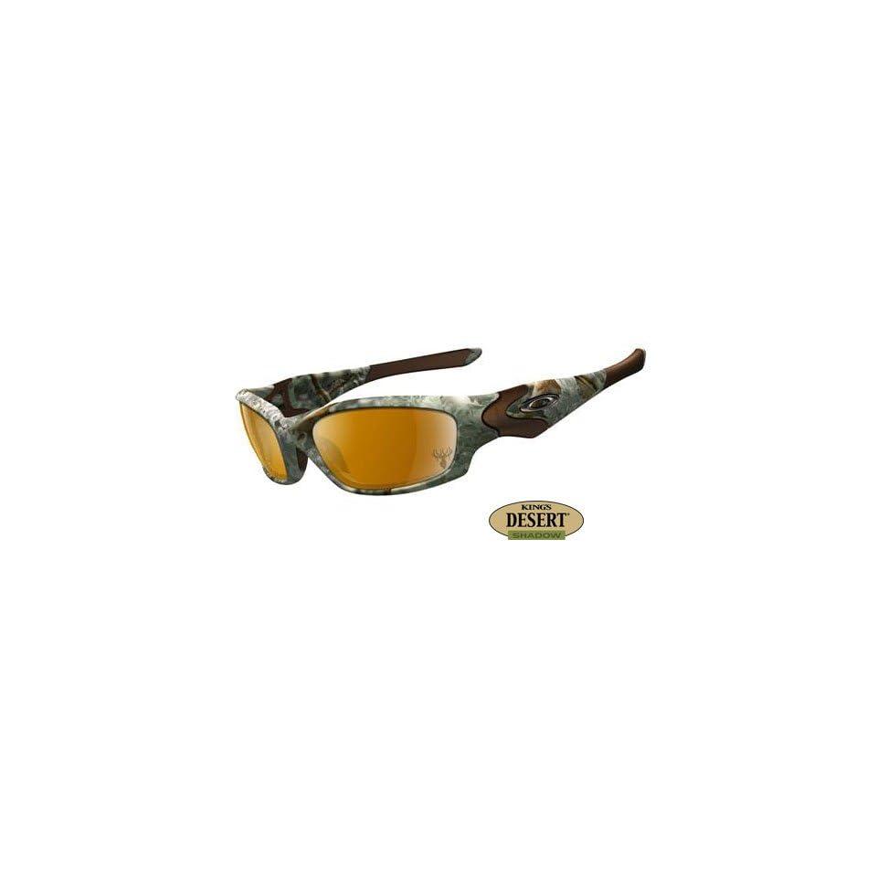 b50d719225 Oakley Straight Jacket Sunglasses in Kings Desert Camo on PopScreen