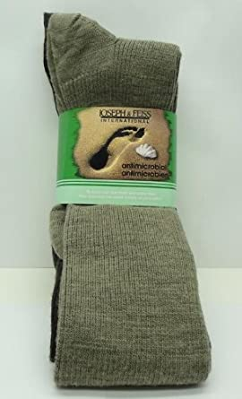 Mens Knee-high Merino Wool Assorted 3PK Socks -