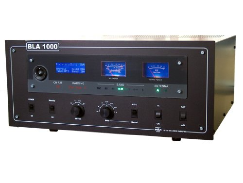 RM Italy BLA 1000 Amateur HF/6m High Power Amplifier