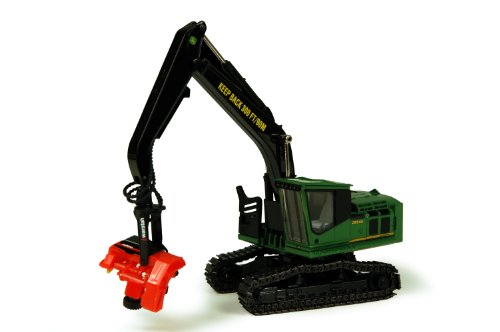 1:50 John Deere 2954 Harvester back-835759