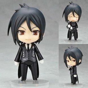 Black Butler Kuroshitsuji : Sebastian Michaelis PVC Nendoroid Figure
