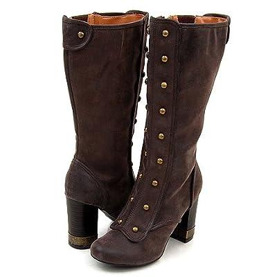 vegan steampunk boots #1
